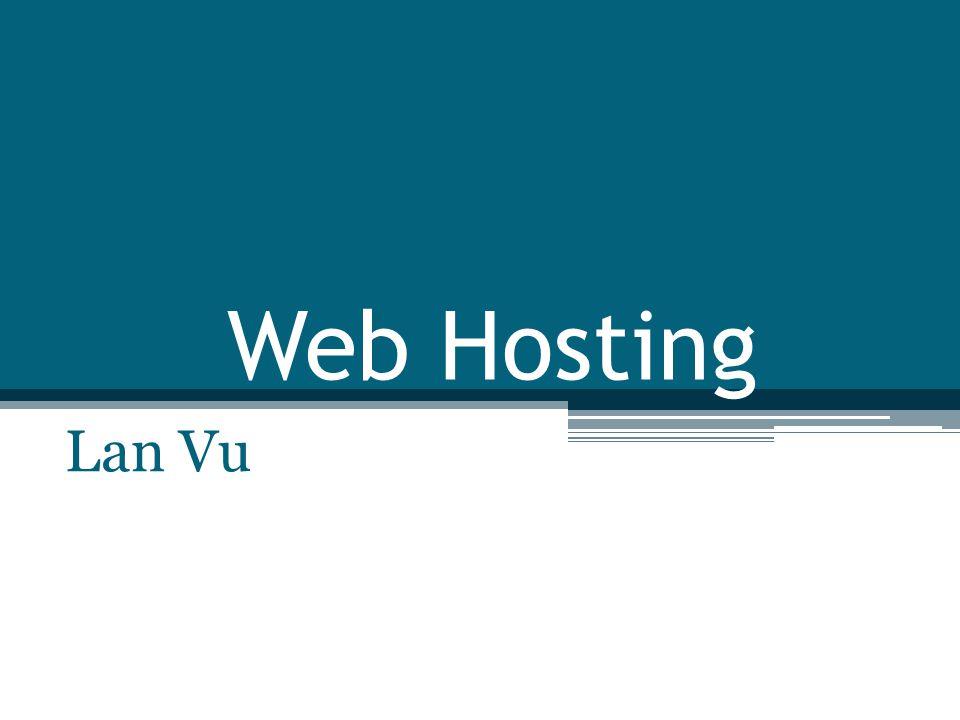 Web Hosting Lan Vu
