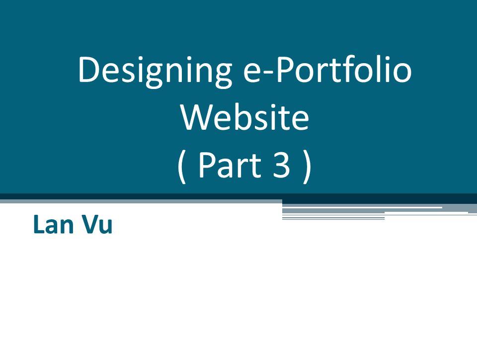 Design Theme For Website http://www.cs.colorado.edu/~hughesal/ Index.html research.html publications.html contact.html
