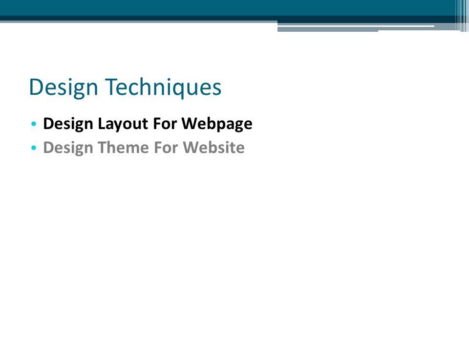 What make a good website.