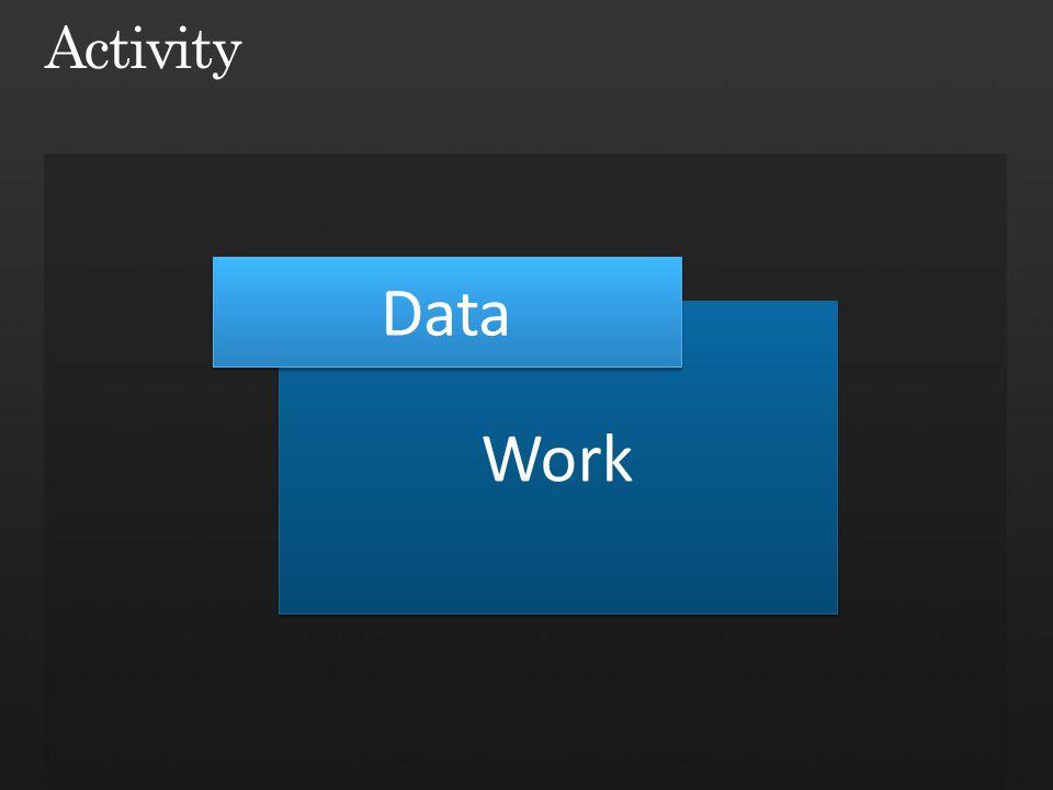 Work Data