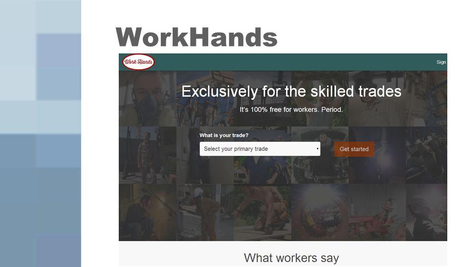 WorkHands