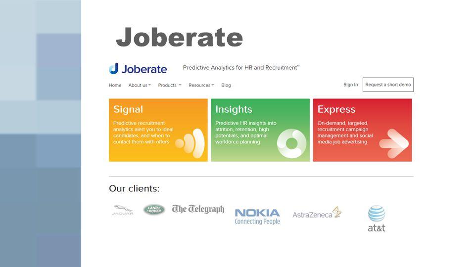 Joberate