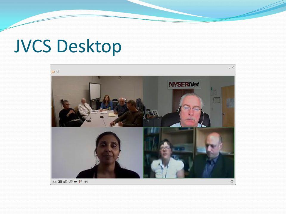 JVCS Desktop