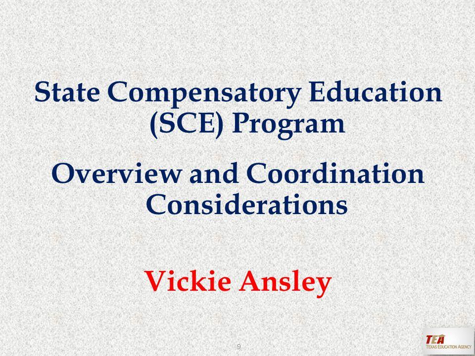 NCLB Publications: Comprehensive Needs Assessment 20
