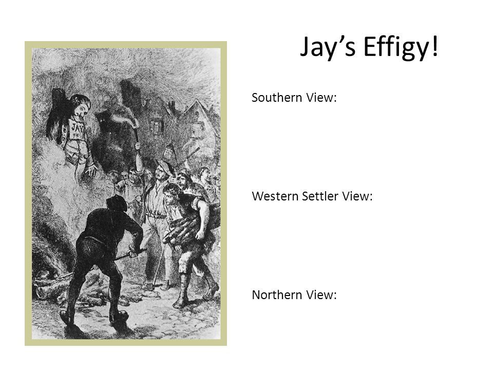 Jay's Effigy! Southern View: Western Settler View: Northern View: