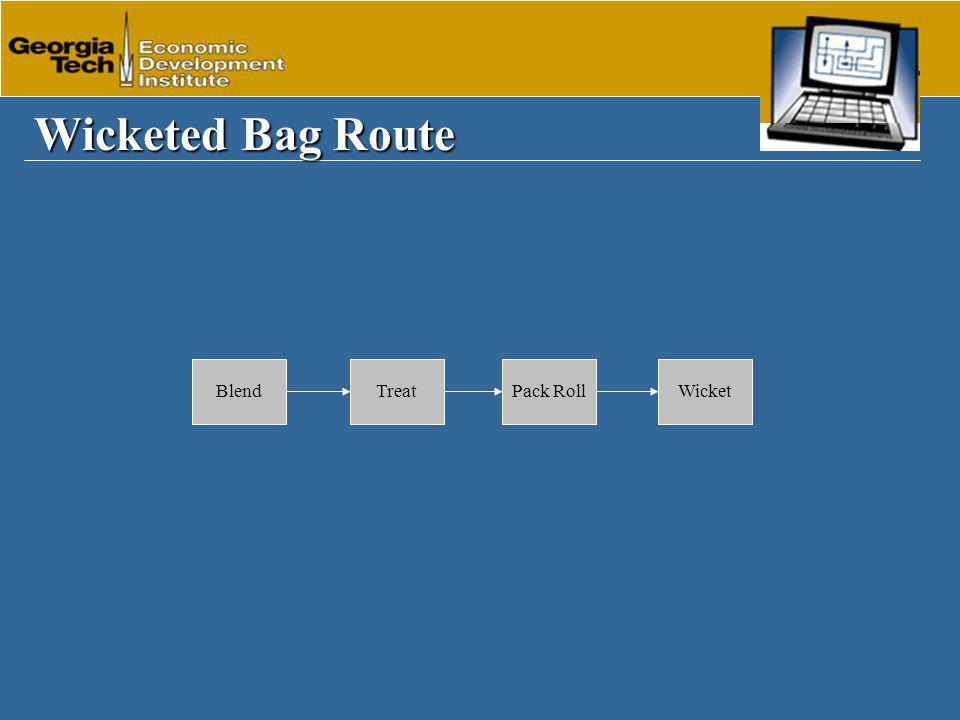 Wicketed Bag Route BlendTreatPack RollWicket