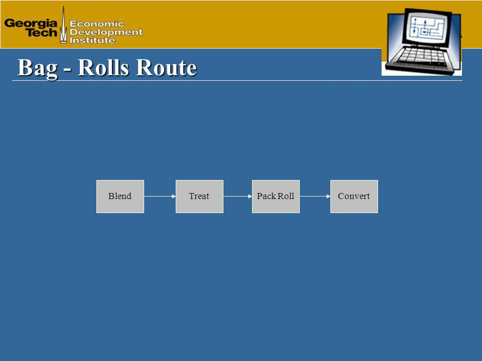 Bag - Rolls Route BlendTreatPack RollConvert