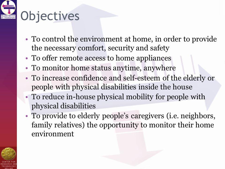 Actuators Door ▫Open ▫Close ▫Lock Devices ▫Switch on ▫Switch off Light ▫Increase brightness ▫Decrease brightness