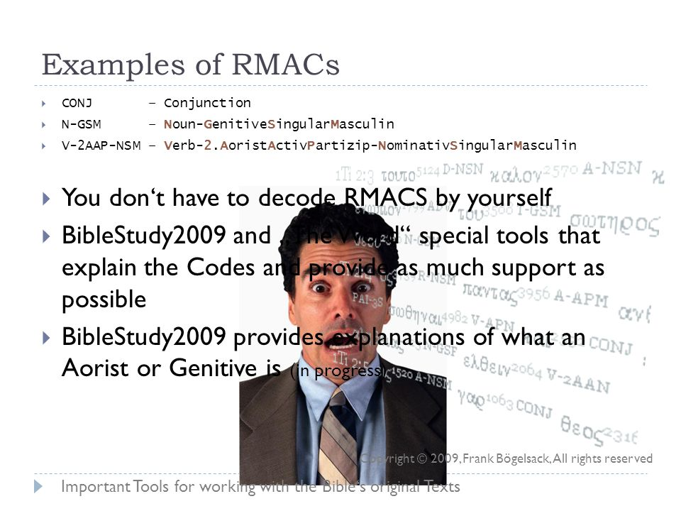 What are RMACs.