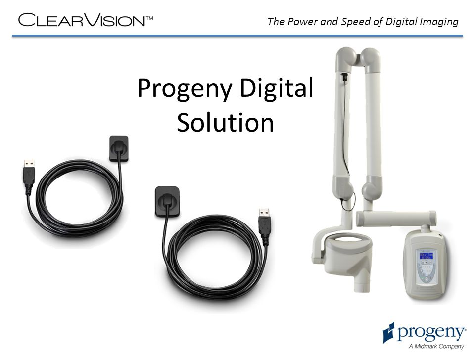 The Power and Speed of Digital Imaging Progeny Digital Solution