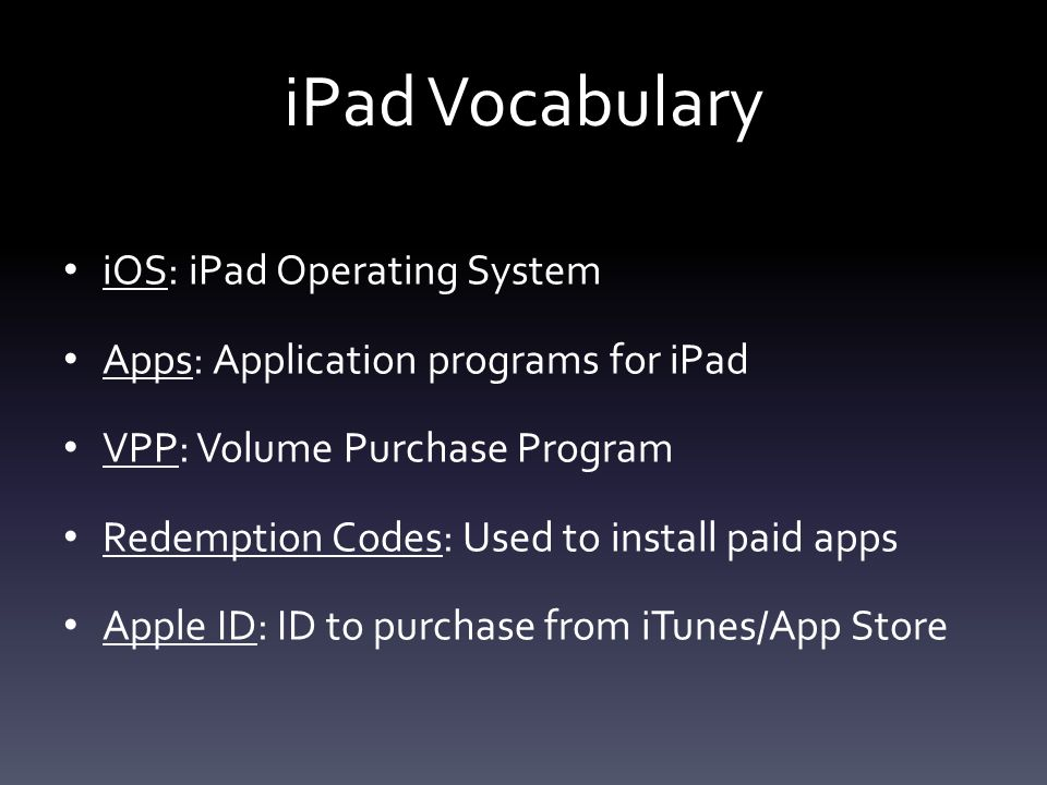 iPhone Configuration Utility Application Page