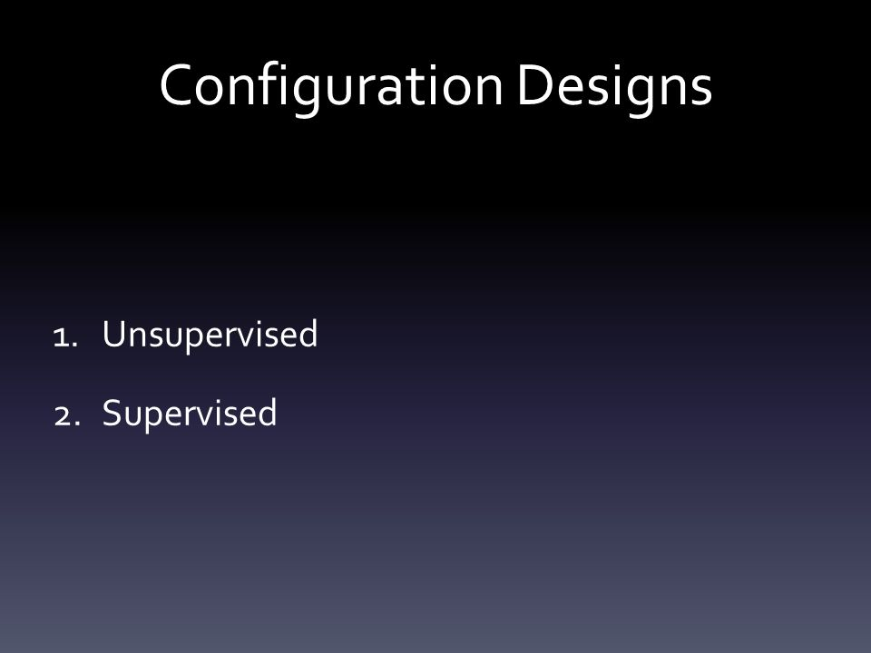 Apple Configurator-Uses Company/Education Labs: Lab Manager One-to-One environments: Schools Device Distribution: Pre-load apps/profiles Backup/Restore