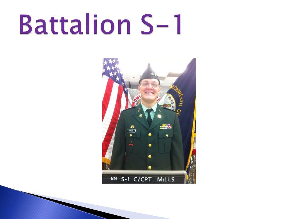 Battalion S-4