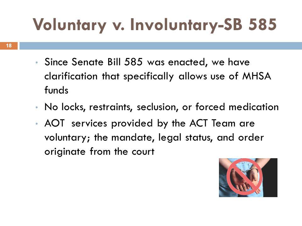 Voluntary v.