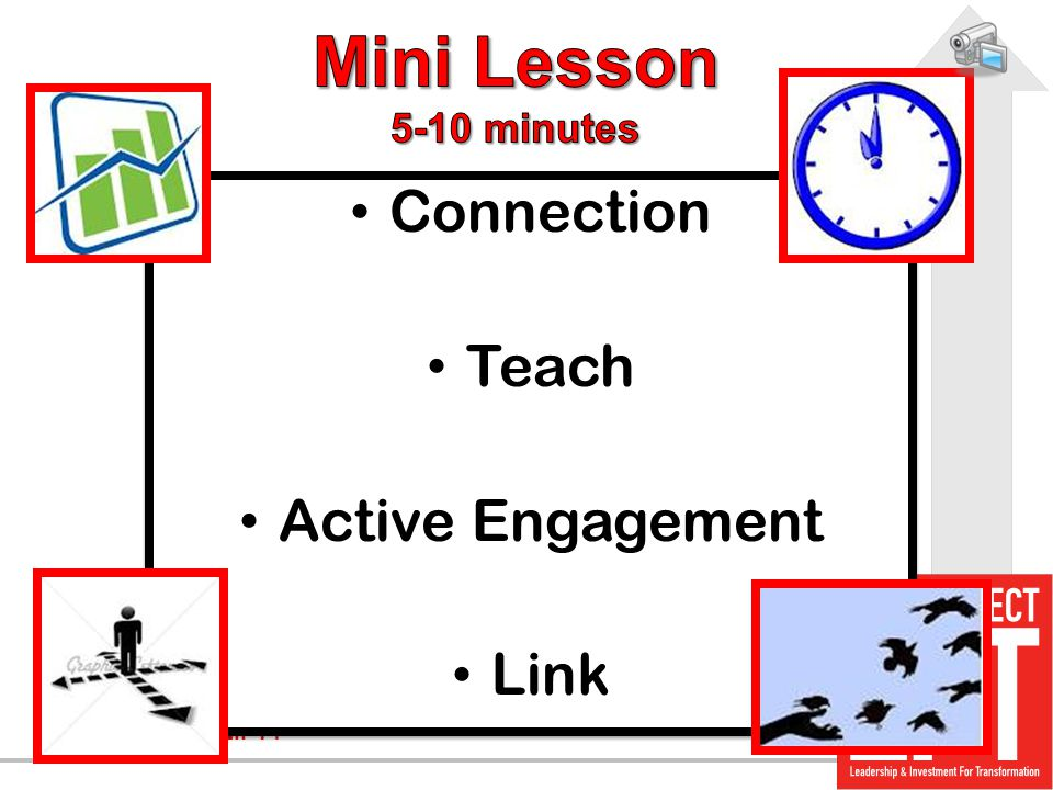Are you #ready2LIFT? Connection Teach Active Engagement Link Connection Teach Active Engagement Link