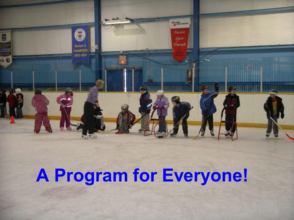 A Program for Everyone!