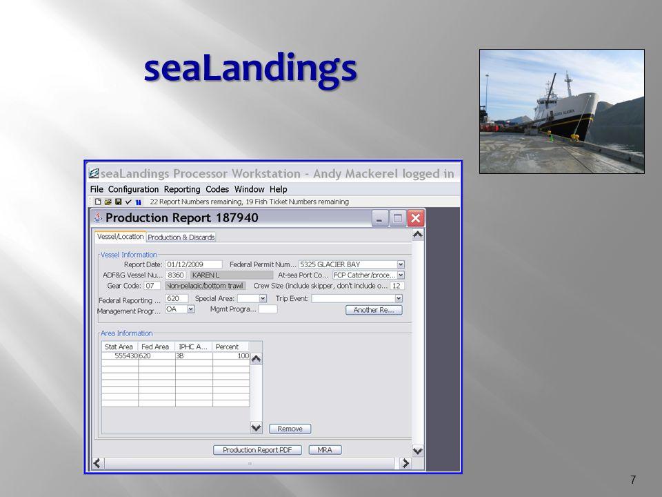7 seaLandings