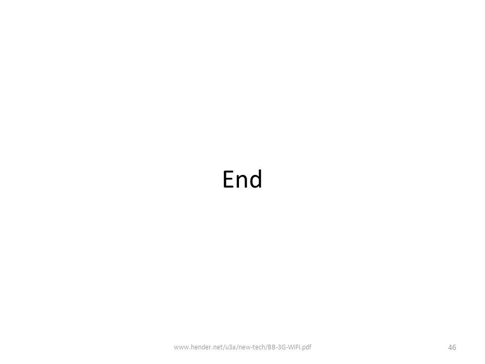 End www.hender.net/u3a/new-tech/BB-3G-WiFi.pdf 46