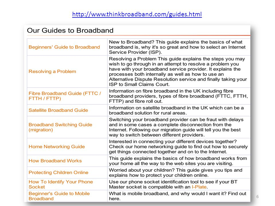 Is it Worth Switching Broadband Suppliers.