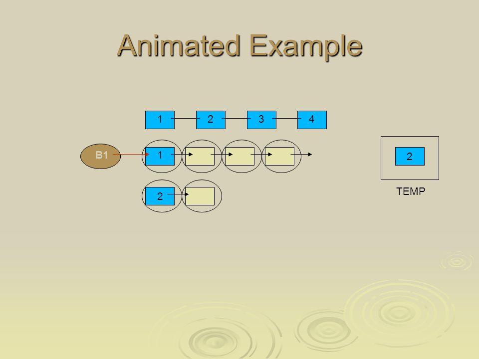 Animated Example 1234 1B1 2 2 TEMP