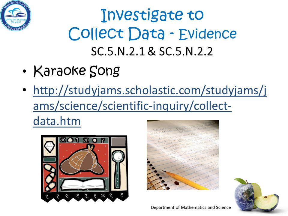 Communicate Your Inquiry You can use the science fair blank template to create a Power Point presentation.
