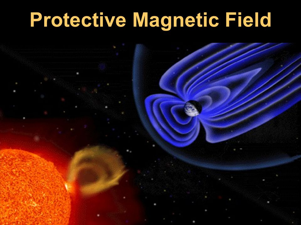 Protective Magnetic Field