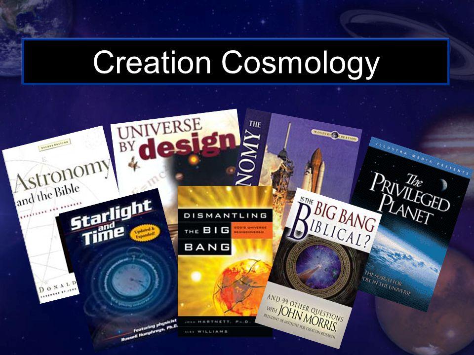 Creation Cosmology