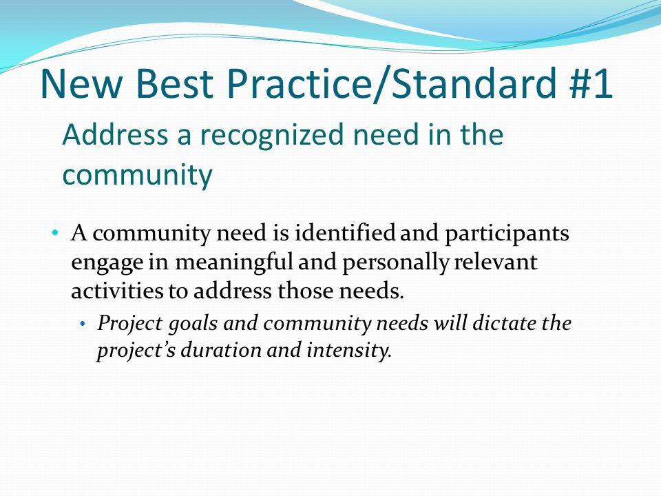 Standard #8 Maryland has Seven Best Practices.