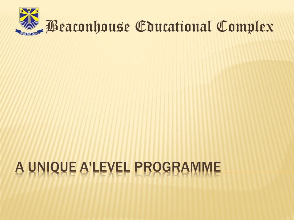 Beaconhouse Educational Complex