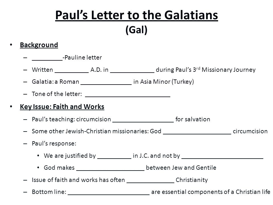Paul's First Letter to the Corinthians (1 Cor) __________-Pauline letter Written in _____ A.D.