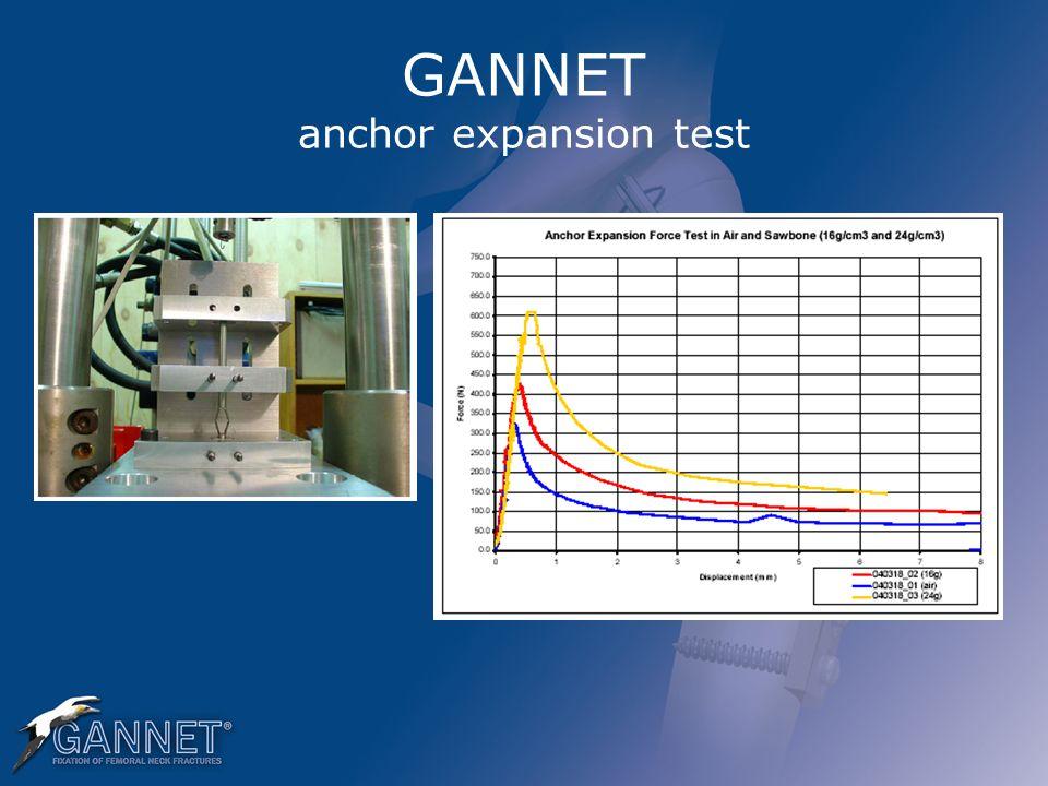 GANNET anchor expansion test