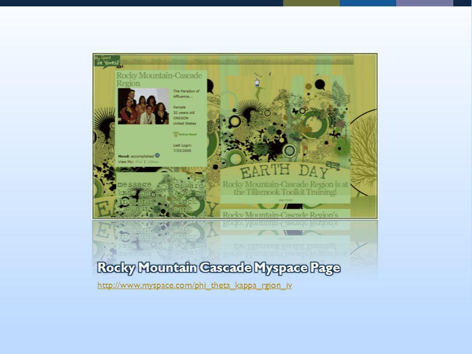 http://www.myspace.com/phi_theta_kappa_rgion_iv