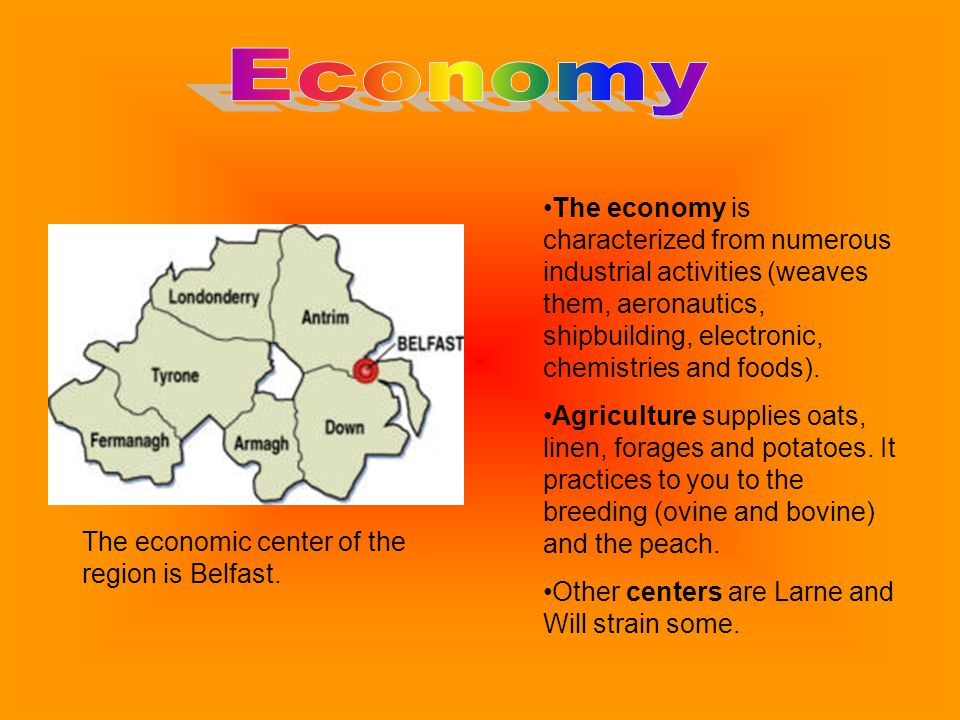 The economy is characterized from numerous industrial activities (weaves them, aeronautics, shipbuilding, electronic, chemistries and foods).