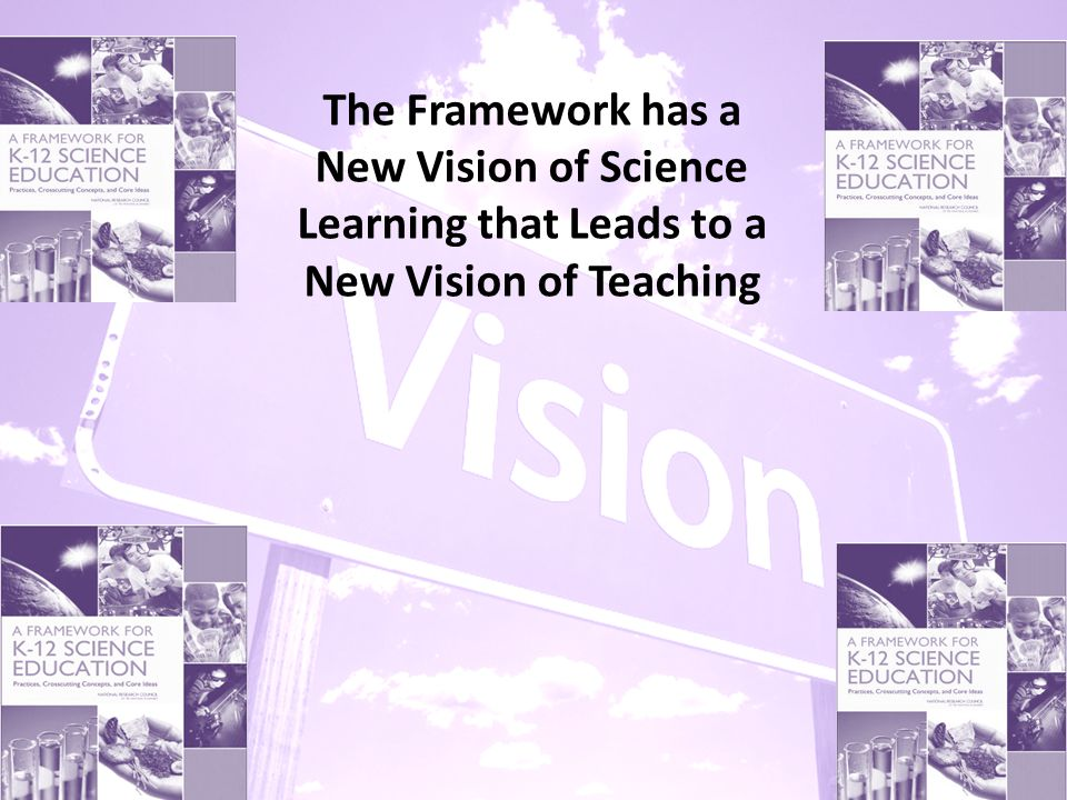 A Framework for K-12 Science Education: Practices, Crosscutting Concepts, and Core Ideas What's in a name.