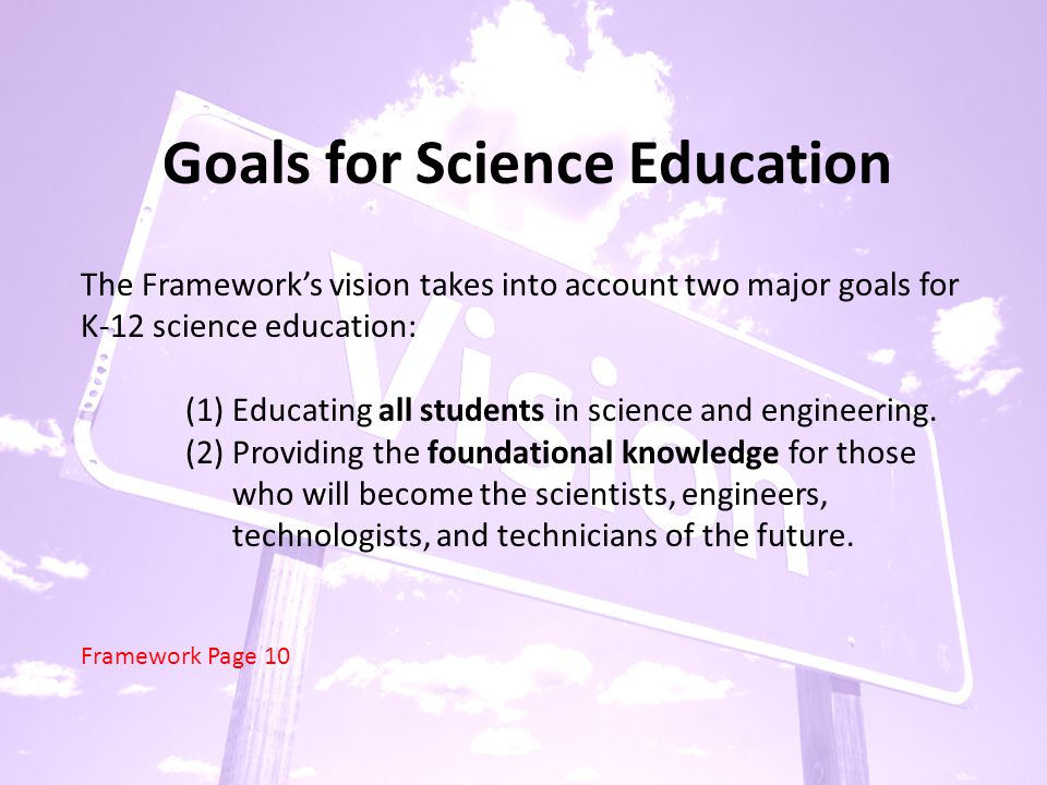 Core Ideas Crosscutting Concepts Practices Framework Next Generation Science Standards