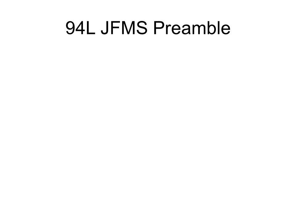 94L JFMS Preamble