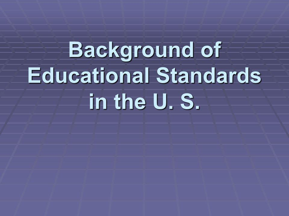 ISTE NETS for Students Standards Categories...Transition 1.