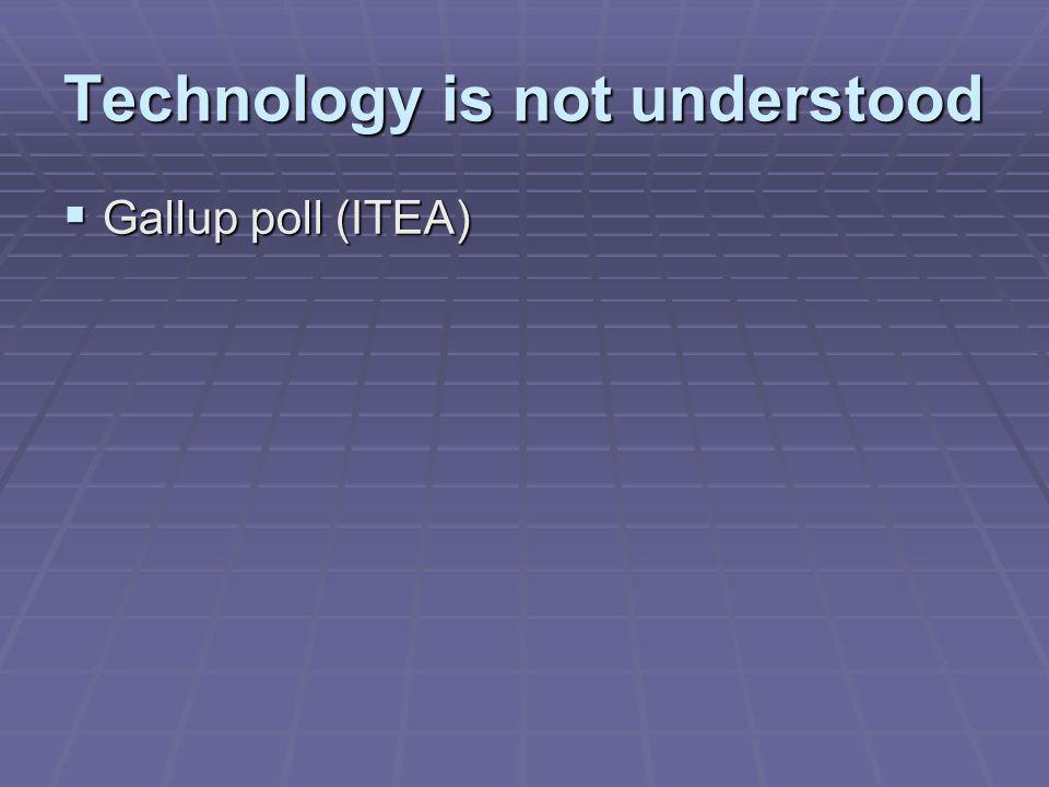National Educational Technology Standards International Society for Technology in Education (ISTE) (1998 & 2007)