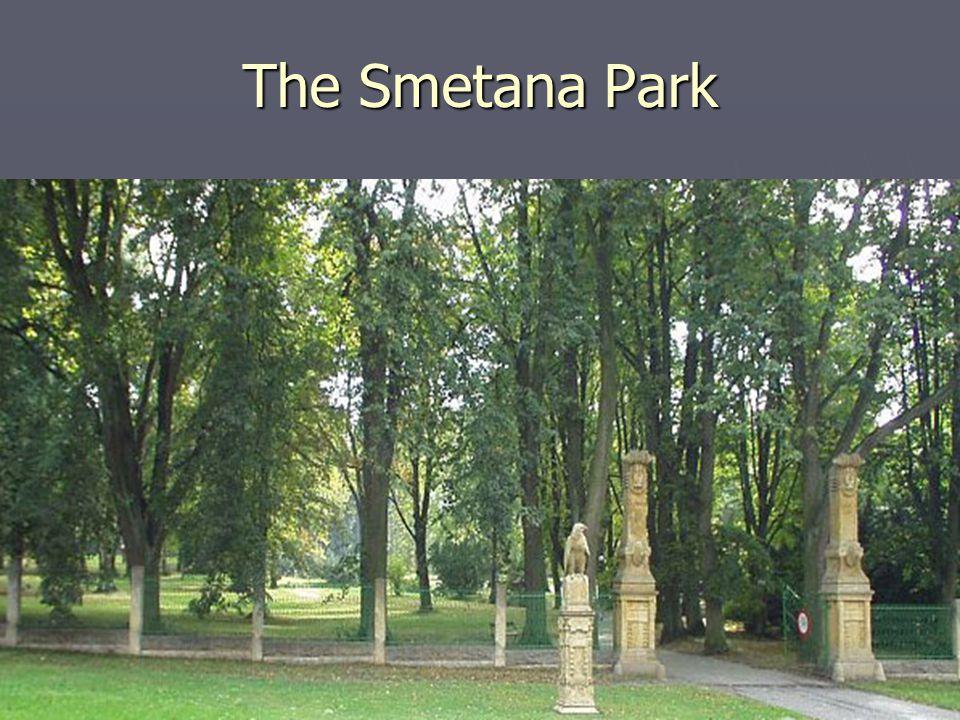 The Smetana Park