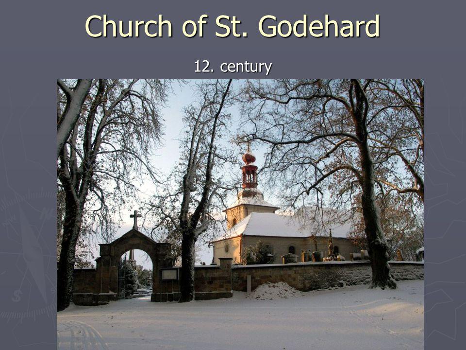 Church of St. Godehard 12. century