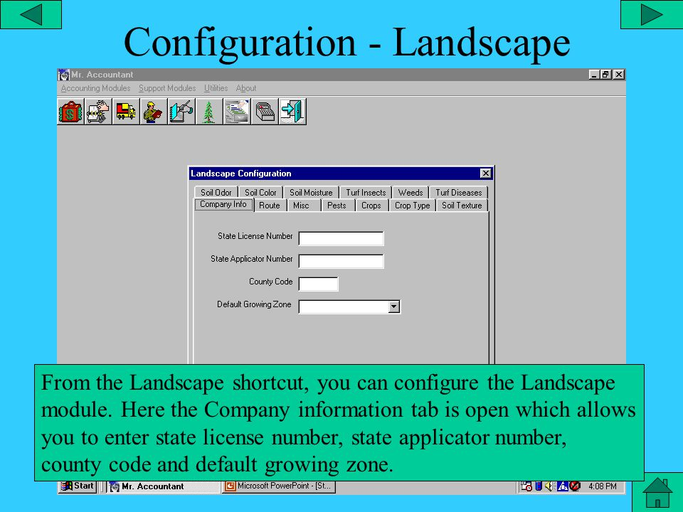 Configuration – POS Security From the utilities menu, you can configure the Point of Sale security module and enter the passwords for each module such as master unlock drawer, add customer, edit customer, delete item, credit invoice, price override, no sale, etc.