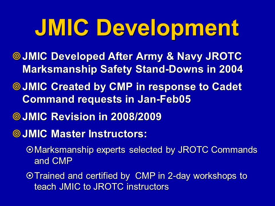 Original JMIC Review Panel Camp Perry, Ohio, 4-5 February 2005