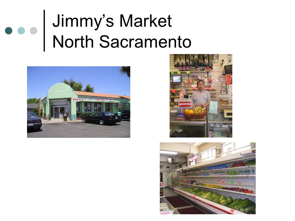 Jimmy's Market North Sacramento