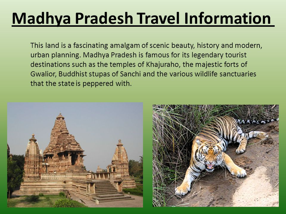 Rivers of Madhya Pradesh Madhya Pradesh represents great river basins and the watershed of a number of rivers.