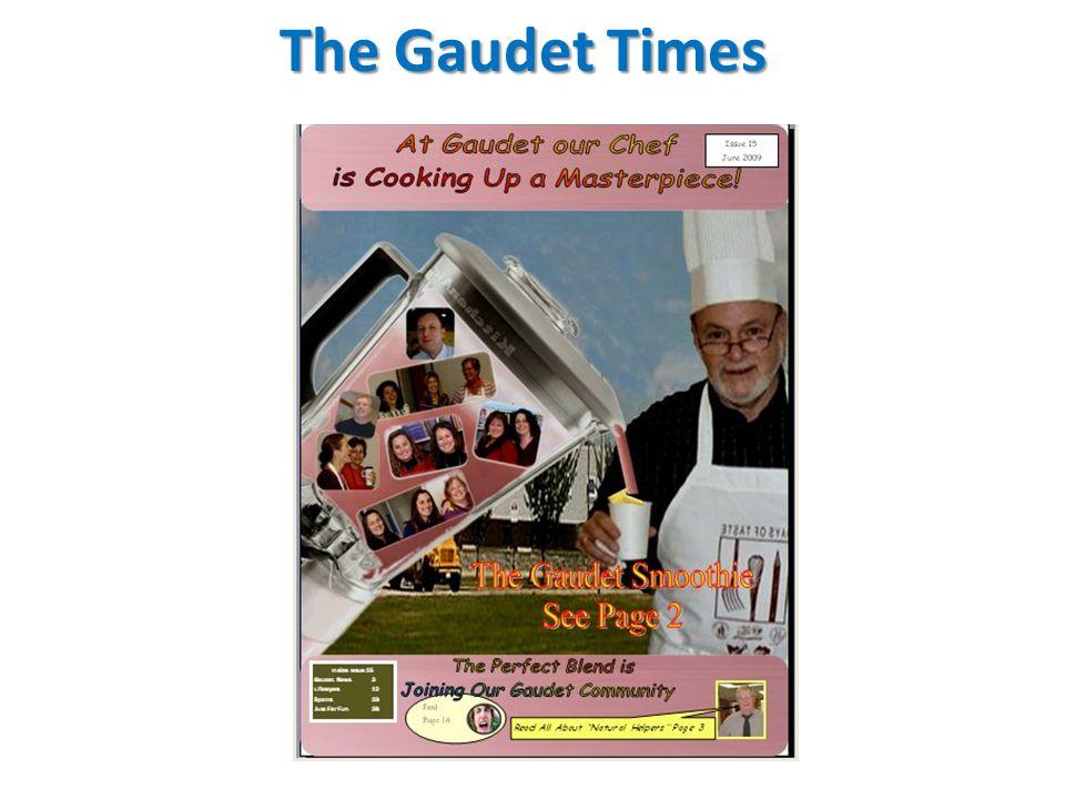 The Gaudet Times