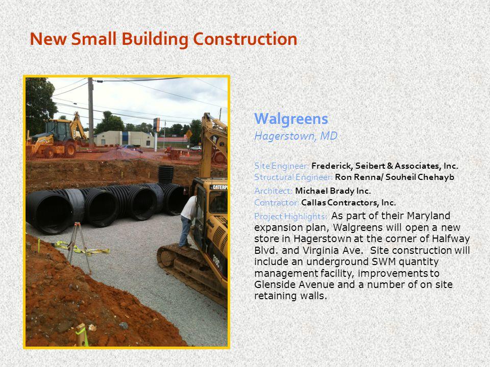 Large Building Redevelopment/Reuse Evolve Composite, Inc.