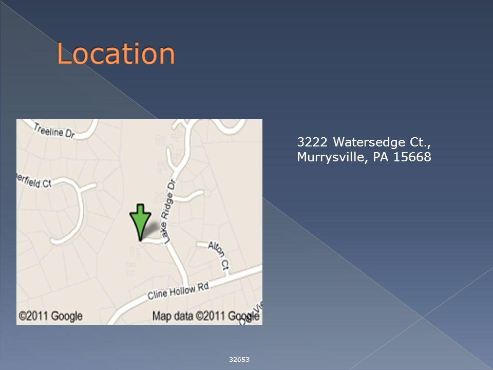 3222 Watersedge Ct., Murrysville, PA 15668