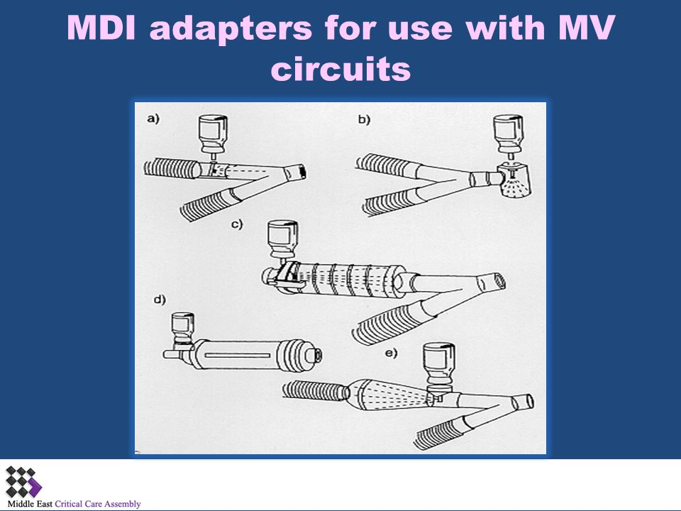 MDI adapters for use with MV circuits