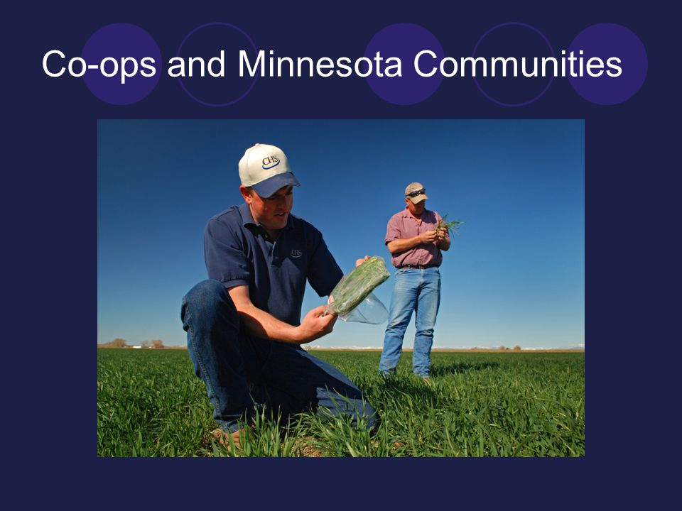 Co-ops and Minnesota Communities