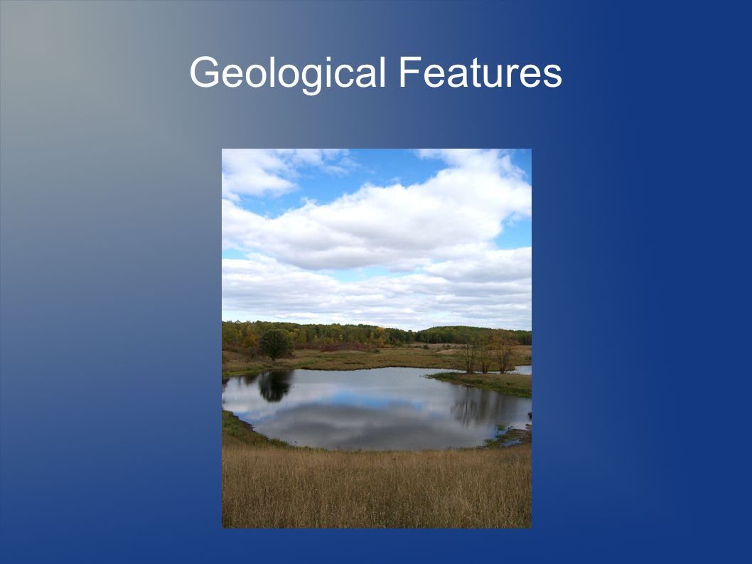 Geological Features